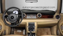Rolls-Royce Spook is a high-end luxury MINI