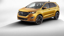 2015 Ford Edge 2.0 EcoBoost petrol engine detailed