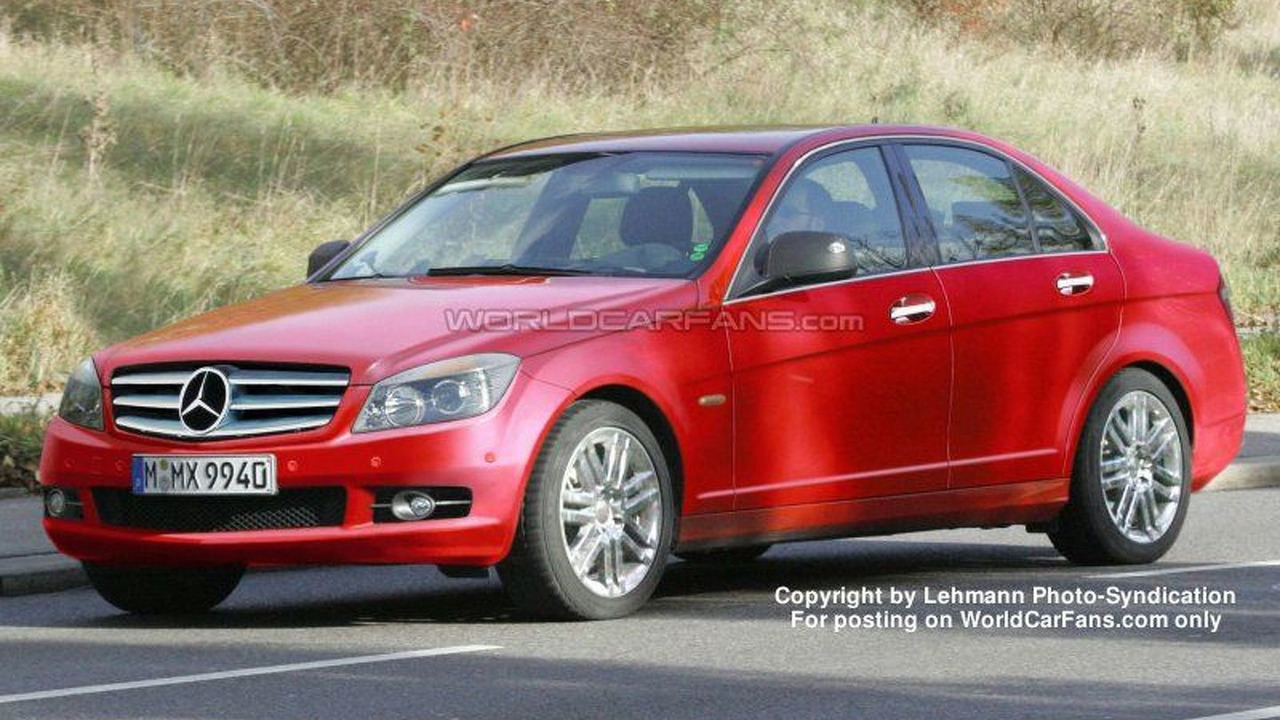 C-Class rendering / © Lehmann Photo-Syndication