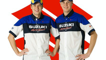 Suzuki's WRC Driving Team