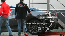 Schumacher Wrecks Ferrari F430 Prototype on the Ring