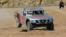 Nissan Trucks Pass Demanding Off-Road Test
