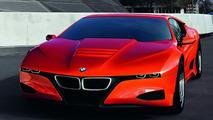 BMW M1 Homage Animated Footage