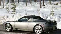 SPY PHOTOS: Tesla Roadster
