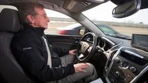Cadillac Super Cruise semi-autonomous driving system 20.4.2012