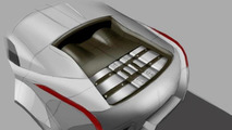 Facel Vega concept 13.3.2012