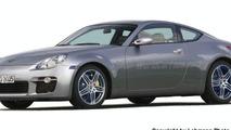 Porsche GT Coupe artist rendering