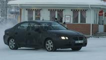 New Volvo S 80 Spy Photos