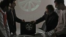 Lincoln Five-Five Spoke Concept Wheel