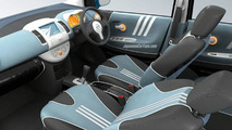 Nissan Amenio, Moco and Note Inspired by Adidas Concepts