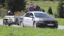 2012 Volkswagen Passat full body prototype first spy photos