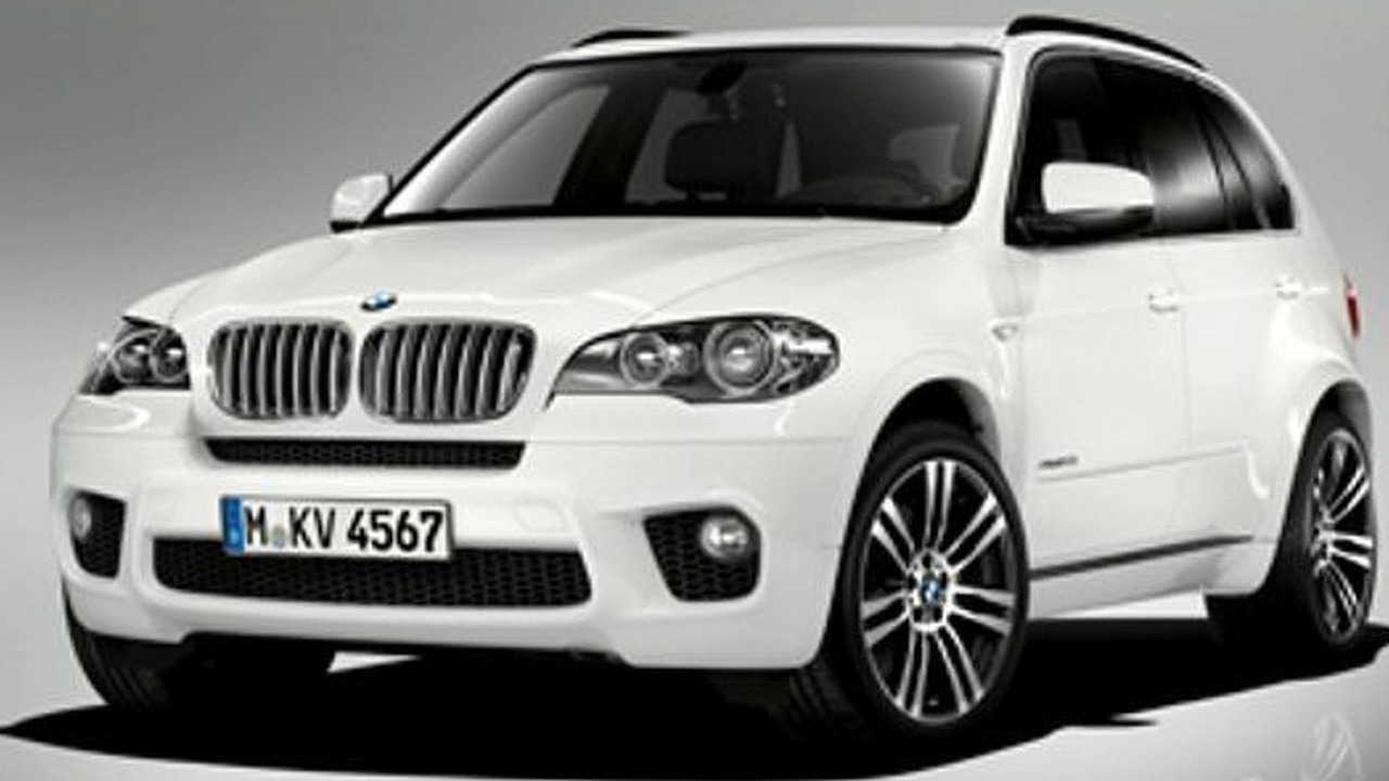 2011 BMW X5 Facelift M Sport package - 600