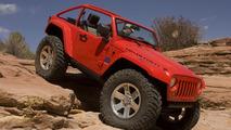 Chrysler Preview Four Mopar Image Vehicles Ahead of SEMA
