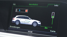 Efficient urban driving – the Audi travolution project