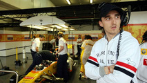 Kubica to stay at Renault after buyout