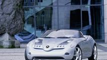 Mercedes-Benz Vision SLA concept 2000