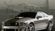Roush P-51A Mustang Debut at SEMA