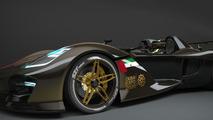 Dubai Roadster rendering