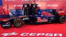 Toro Rosso STR9 reveal