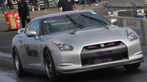World's fastest Nissan GT-R does quarter mile in just 7.81 seconds [video]