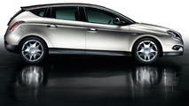 Chrysler Delta quietly unveiled for UK