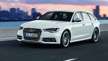 The Audi S6/S6 Avant revealed ahead of Frankfurt debut