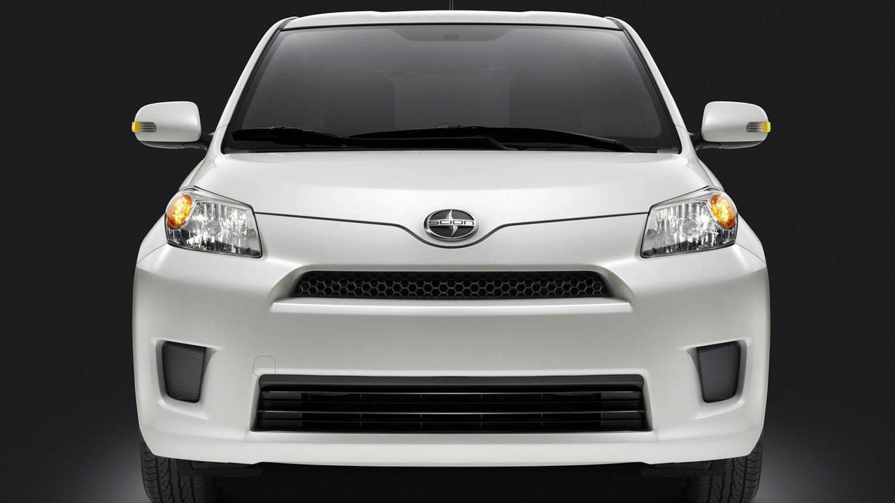 2012 Scion xD Release Series 4.0 - 29.9.2011