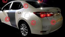 2014 Toyota Corolla leaked image? 05.2.2013