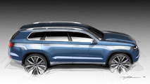 Volkswagen to reveal seven-seat SUV in Detroit