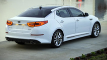 2014 Kia Optima facelift