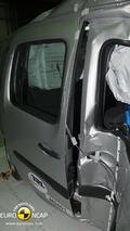 Mercedes-Benz Citan Euro NCAP crash test 26.04.2013