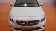 Mercedes-Benz CLA 1:18 die cast model