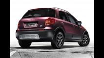 Europa: Fiat apresenta linha Sedici 2012 com pequenos retoques