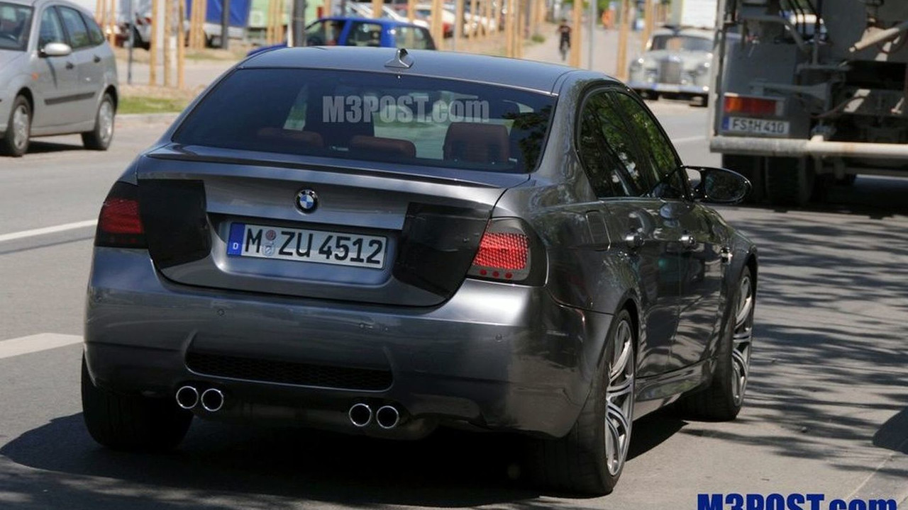 2010 BMW M3 Sedan Facelift