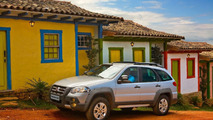 Fiat Presents The New Palio Weekend Adventure in Brazil