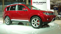 Mitsubishi Outlander Concept Revealed