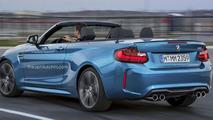 BMW M2 Convertible render