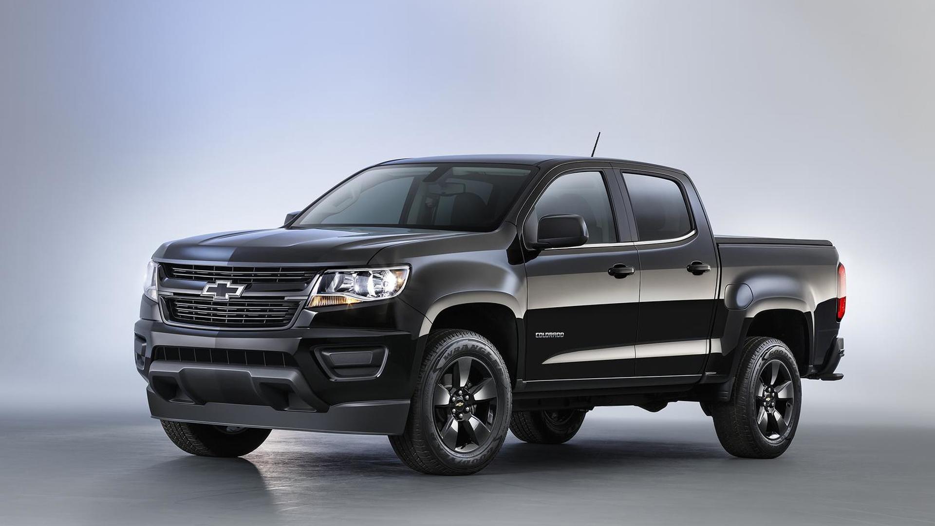 2017 Chevrolet Colorado boasts new V6 and eight-speed auto