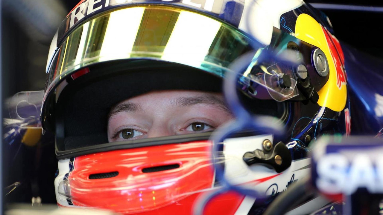 Daniil Kvyat (RUS), 25.07.2014, Hungarian Grand Prix, Budapest / XPB