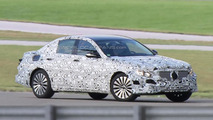 Next generation Mercedes-Benz E-Class Sedan will likely debut in January 2016 at NAIAS [spy video]