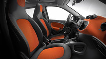 Smart ForFour Edition 1 announced