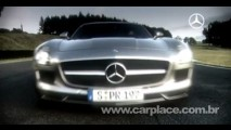 VÍDEO: Mercedes-Benz divulga vídeo do Novo SLS AMG