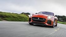 2017 Jaguar F-Type SVR: First Drive