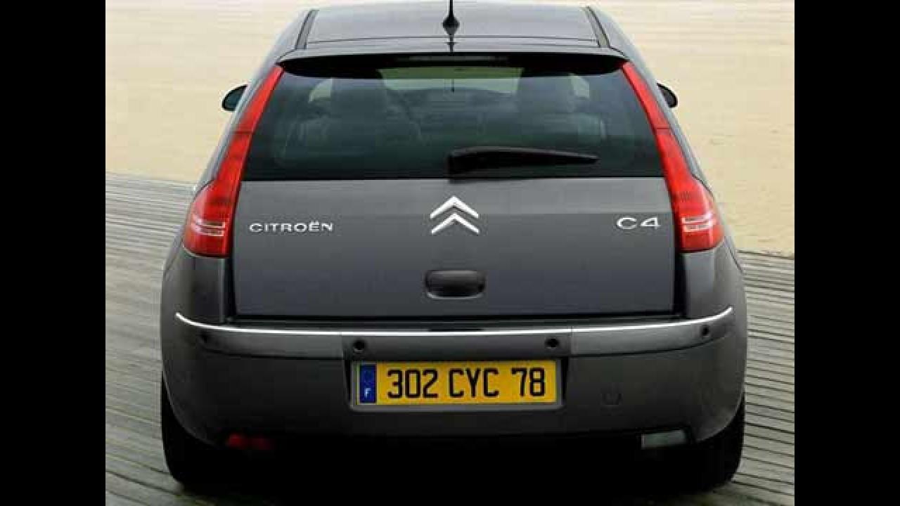 Conheça o Citröen C4 Hatch 4 portas que chega ao Brasil em 2008