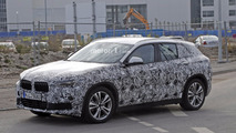 BMW X2 returns in most revealing spy shots to date