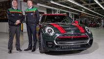 3,000,000th Mini built at Oxford factory