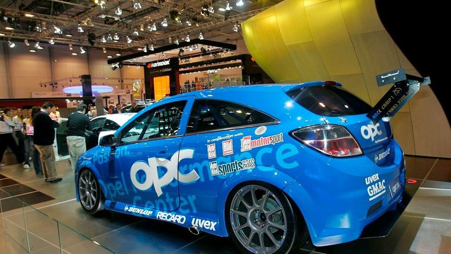 Opel Presents Racing Version Astra OPC Race Camp at Essen