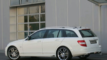 Brabus Mercedes C-Class Wagon at Essen