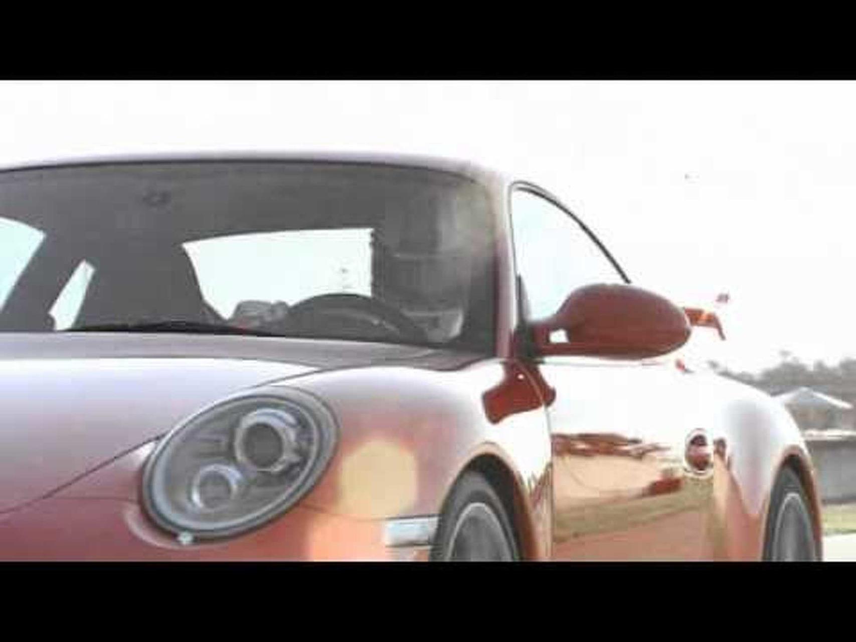 Porsche 911 GT3 (OFFICIAL VIDEO)