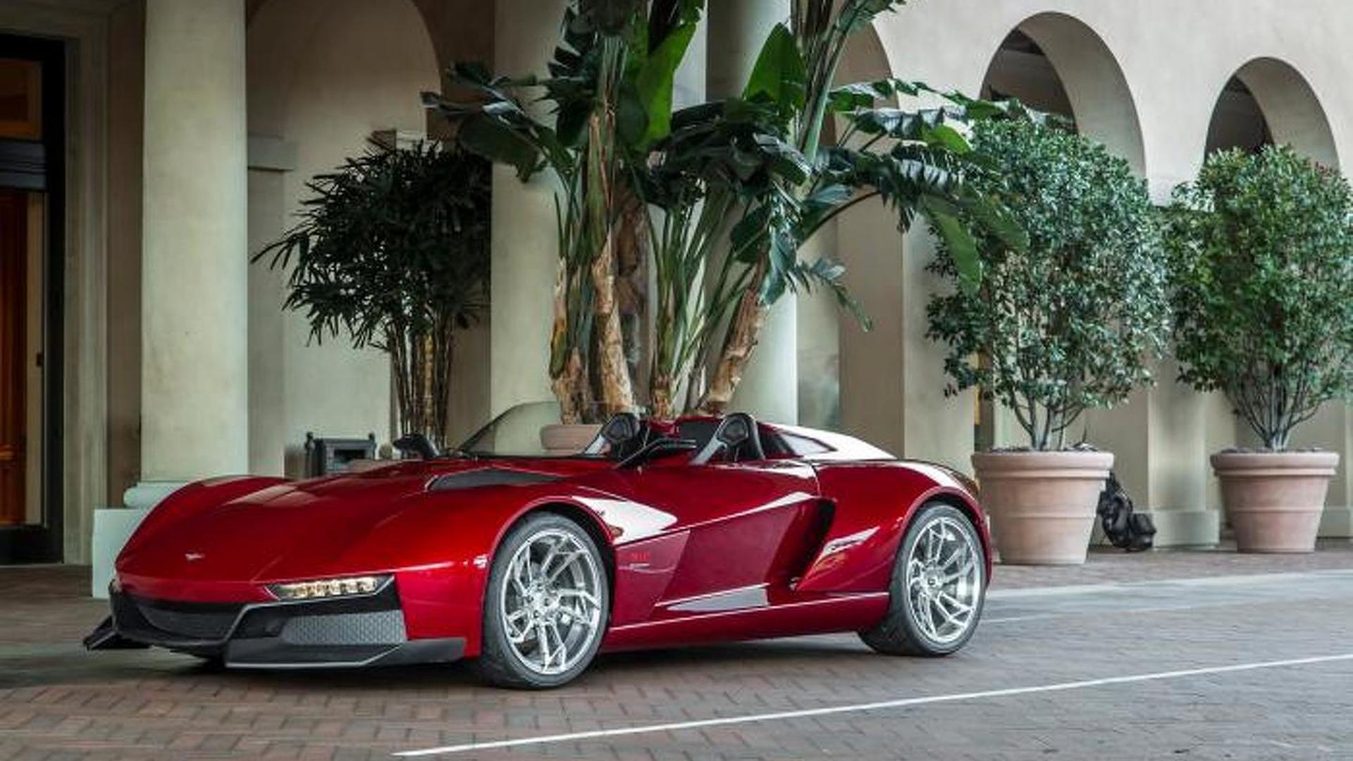 Rezvani Beast Speedster unveiled with 300 bhp